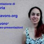 Video Presentazione Anna Gloria